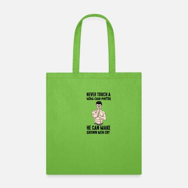 Mixed Martial Arts Wing Chun Kung Fu Chinese Fighter Funny Gift - Tote Bag