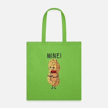 Peanut Peanut with peanut butter - Tote Bag