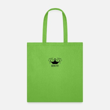 Black Clover(idiot!) - Tote Bag