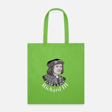 King Richard III of England - British Royal Family - Tote Bag