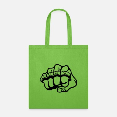 Knuckle Fist and knuckle - Tote Bag