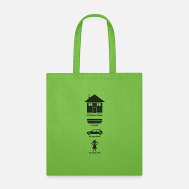 Minimalist the minimalist - Tote Bag