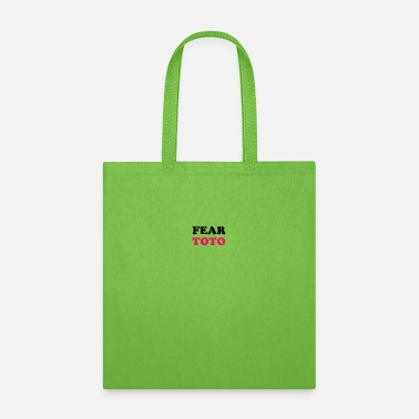 Toto FEAR TOTO - Tote Bag