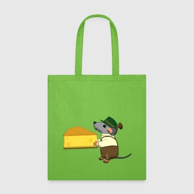 Bavarian mouse cheese - Tote Bag