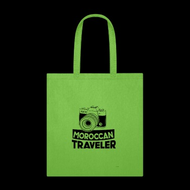 Moroccan Traveler - Tote Bag