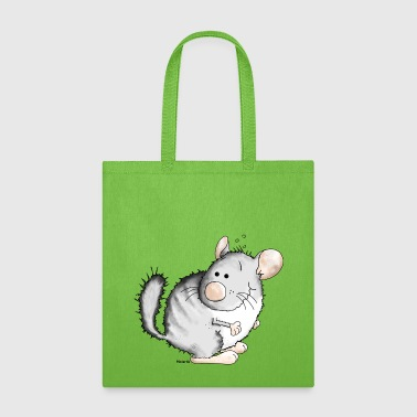 Sweet Chinchilla - Rodent - Tote Bag