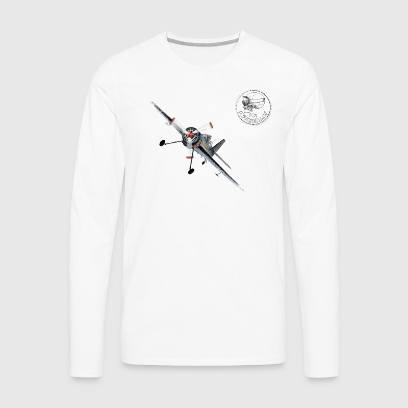 Mr. Adrenalin - Men's Premium Long Sleeve T-Shirt