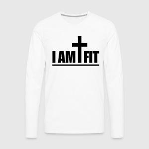 Che Sono In Cristo Manica Lunga T-shirt Christian Zrojn