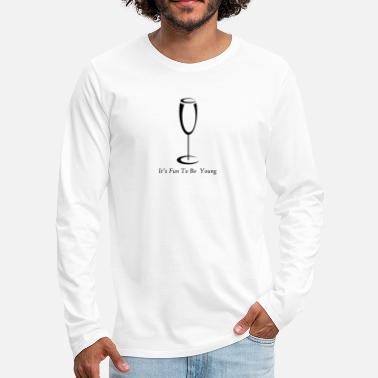 Occasion Join me happy occasion - Men's Premium Long Sleeve T-Shirt