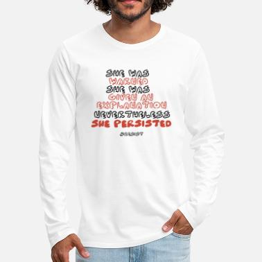 #resist_vectorized - Men's Premium Longsleeve Shirt