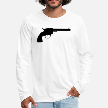 Revolver Revolver - Men's Premium Long Sleeve T-Shirt