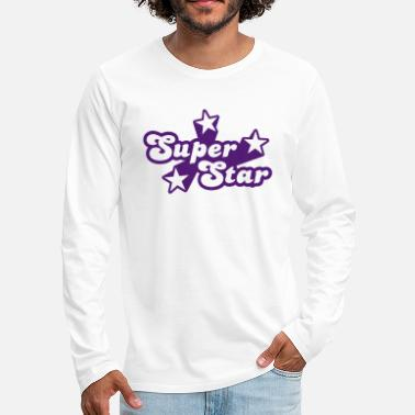 Superstar Superstar - Men's Premium Longsleeve Shirt