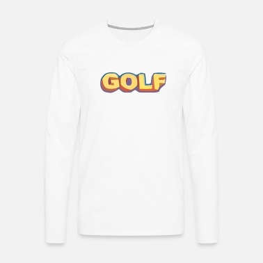 c7d40afee861 golf wang 3D shirt Men s Premium T-Shirt