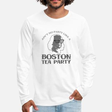 Boston Tea Party Boston Tea Party - Men's Premium Longsleeve Shirt