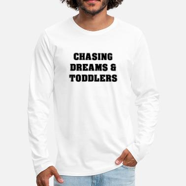 Toddlers Toddlers - Men's Premium Longsleeve Shirt