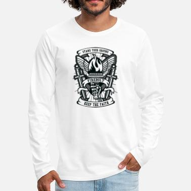 Torch Torch - Men's Premium Long Sleeve T-Shirt