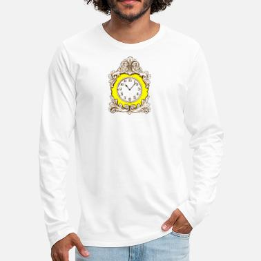 Clock Clock - Men's Premium Long Sleeve T-Shirt