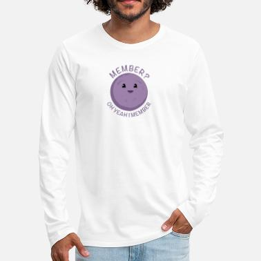 Member Berries - Men's Premium Longsleeve Shirt