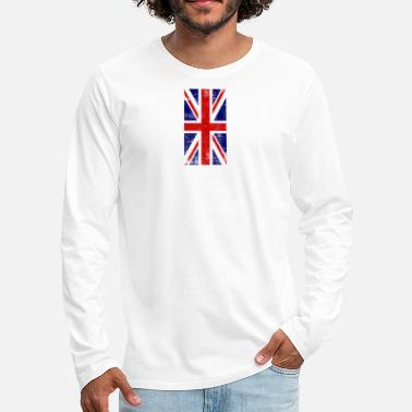 Uk UK - Men's Premium Long Sleeve T-Shirt