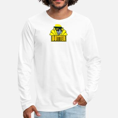 Butter Butter - Men's Premium Long Sleeve T-Shirt