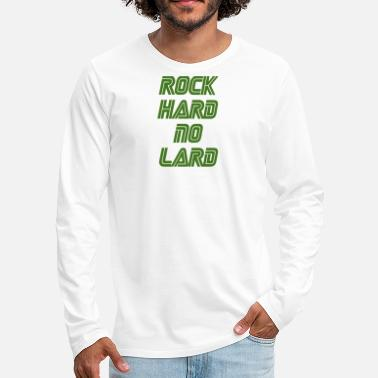 Hard Rock rock hard - Men's Premium Long Sleeve T-Shirt