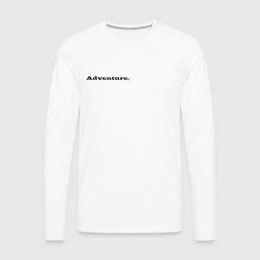 Start Of - Men's Premium Long Sleeve T-Shirt