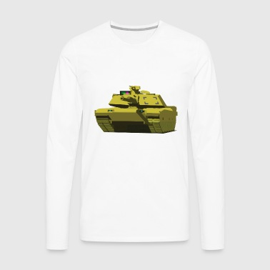 Tank - Men's Premium Long Sleeve T-Shirt