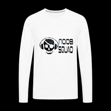 Noob Squad | Official Cursed Noobs Merch - Men's Premium Long Sleeve T-Shirt