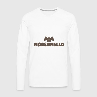 Marshmello - Men's Premium Long Sleeve T-Shirt