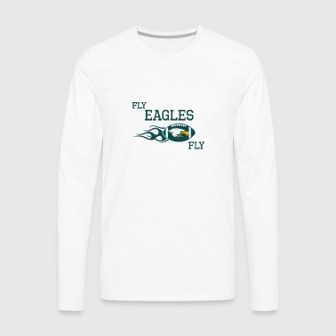 Fly Eagles fly - Men's Premium Long Sleeve T-Shirt