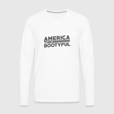 bootylicious design - Men's Premium Long Sleeve T-Shirt