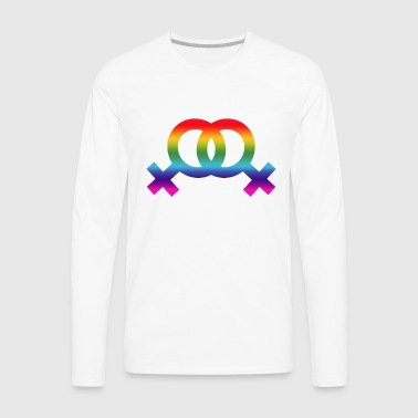 Homo - Men's Premium Long Sleeve T-Shirt