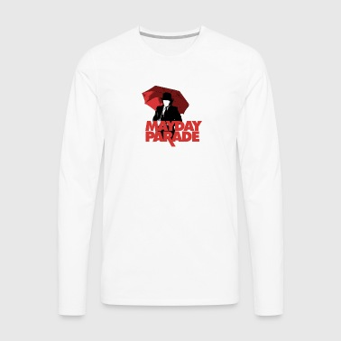 MAYDAY PARADE - Men's Premium Long Sleeve T-Shirt