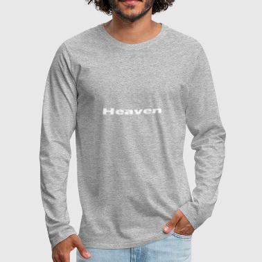 heaven - Men's Premium Long Sleeve T-Shirt