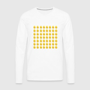 More eggs chicken easter gold money gift idea by rundle7 spreadshirt mens premium long sleeve t shirt negle Gallery