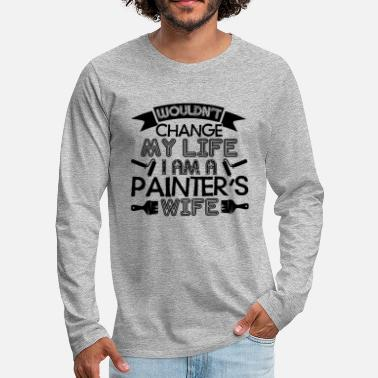 Painter Painter - Men's Premium Long Sleeve T-Shirt