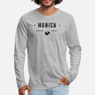 Munich Munich - Men's Premium Long Sleeve T-Shirt