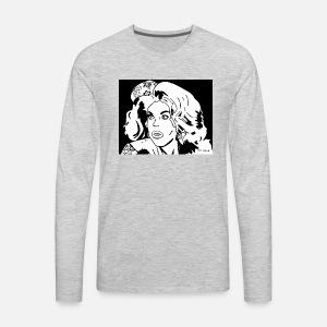 fd62dba4947962 Katya Zamolodchikova Heavy Ink Comic Style Unisex Baseball T-Shirt ...