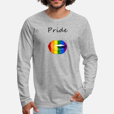 Pride LGBT Gay - Men's Premium Longsleeve Shirt