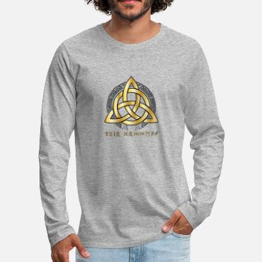 Nordic Nordic rune - Men's Premium Long Sleeve T-Shirt