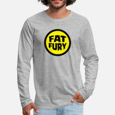 Fat Fury Herbie - Men's Premium Longsleeve Shirt