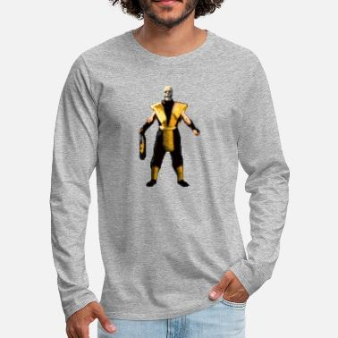 Mortal Scorpion - Men's Premium Longsleeve Shirt
