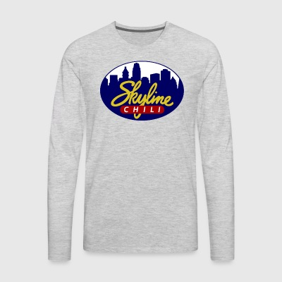 Skyline Chili - Men's Premium Long Sleeve T-Shirt