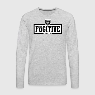 FUGITIVE 2925 - Men's Premium Long Sleeve T-Shirt