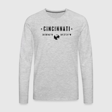 Cincinnati - Men's Premium Long Sleeve T-Shirt