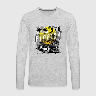 florida motor club - Men's Premium Long Sleeve T-Shirt