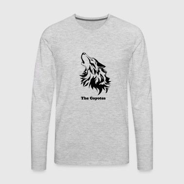 The Coyotes Merch - Men's Premium Long Sleeve T-Shirt