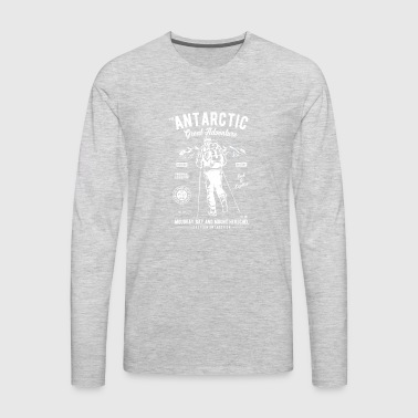 ANTARCTIC ADVENTURE - Men's Premium Long Sleeve T-Shirt