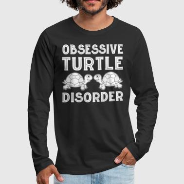 OTD Turtle Shirt - Men's Premium Long Sleeve T-Shirt