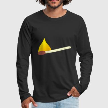 Match match - Men's Premium Long Sleeve T-Shirt